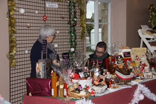 Cosqueville, marché de Noël