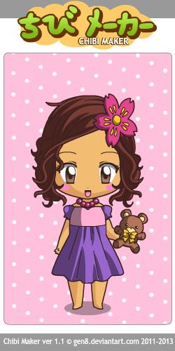 Chibi #5 petit enfant