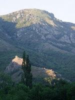 Le château de Montlaur à Mayres
