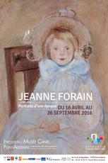 Jeanne Forain, portraits d'une époque