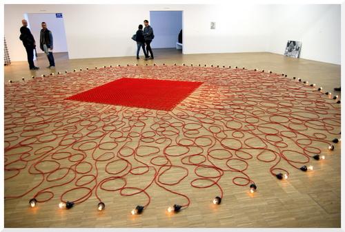Exposition Mona Hatoum