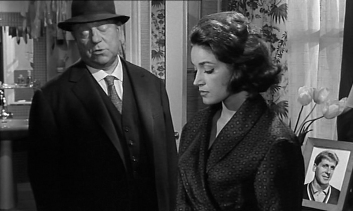 MAIGRET VOIT ROUGE -  JEAN GABIN BOX OFFICE 1963