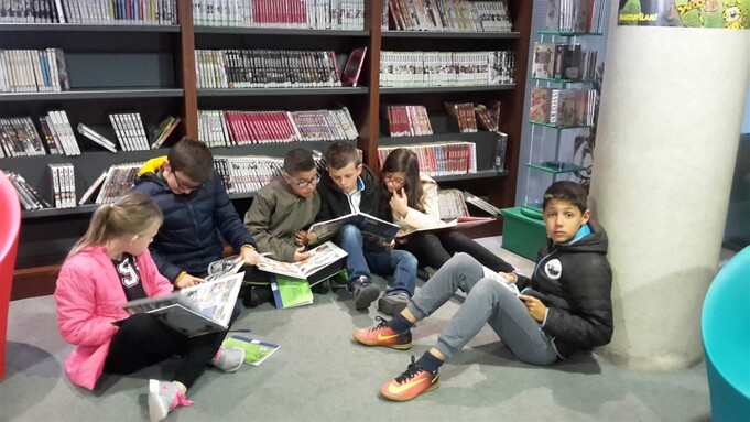 Salon de la littérature