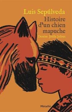 Histoire d'un chien Mapuche de