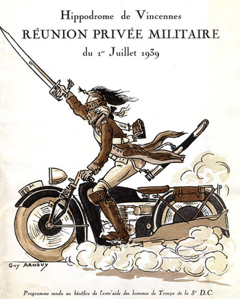 La Motocyclette en France 1914-1921 Réédition (8)