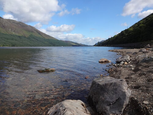Dimanche 24 : Le long des Loch