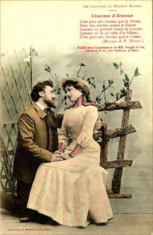Couples d'antan