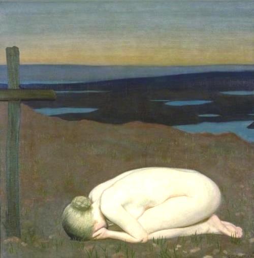 le deuil de la jeunesse - 1916