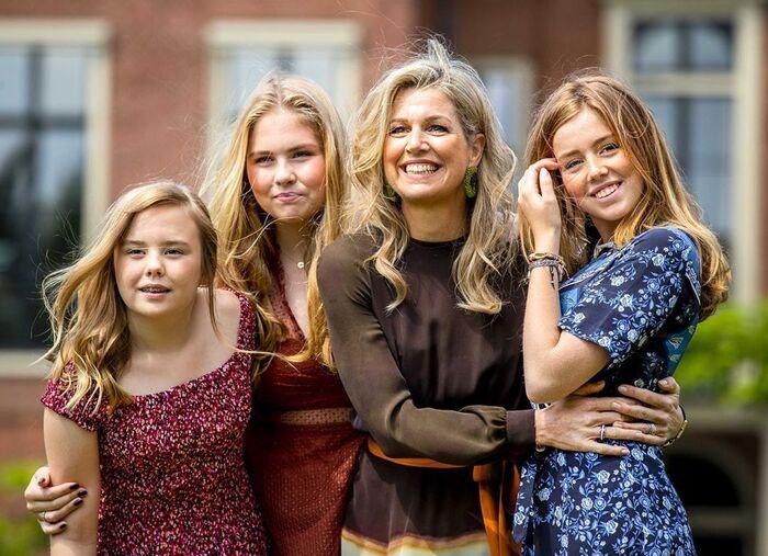 Famille royale des Pays Bas