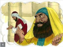 Jésus annonce la destruction du temple