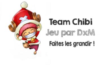 Chibi Chopper Spécial Noel ○ Team chibi