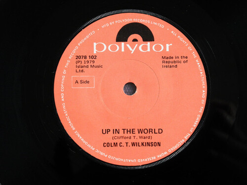 Vinyle 1979 - Colm C.T. Wilkinson - Up In The World