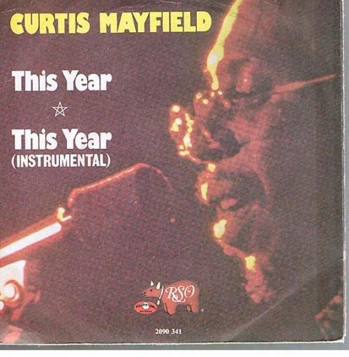 1979 : Single SP Curtom / RSO Records RS 919 [ US ]