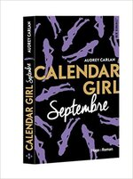 Chronique Calendar girls : Septembre d'Audrey Carlan
