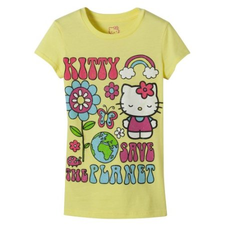 Hello Kitty save the planet
