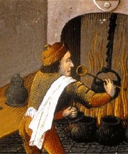 Les épices au Moyen-Age