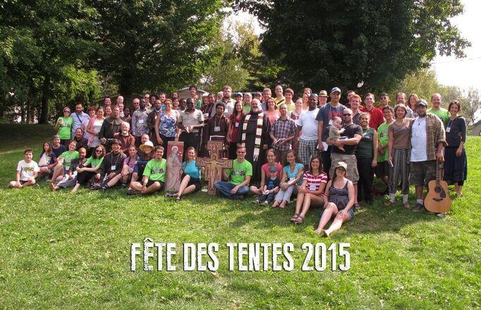 Voir l'album photo de la fête des tentes 2015