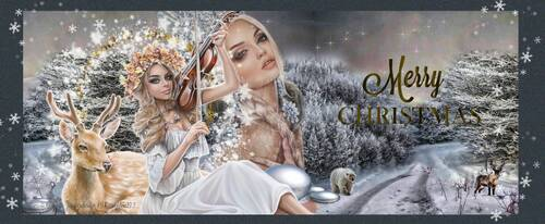 Noël  tubes Misticheskaya