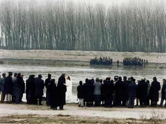 Theo Angelopoulos : Le pas suspendu de la cigogne * Το Μετέωρο Βήμα του Πελαργού