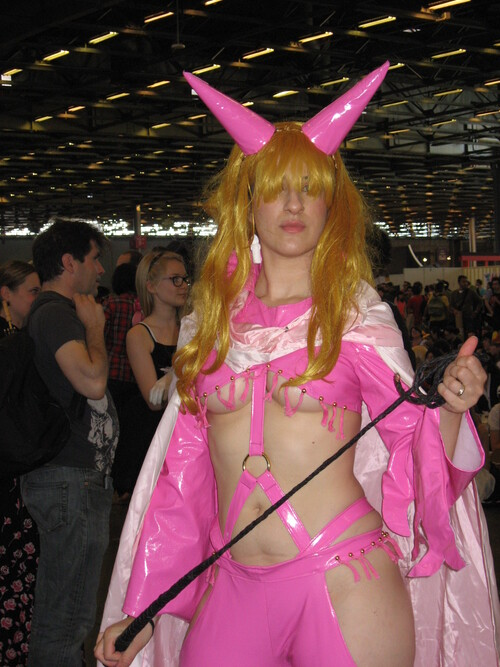les cosplays