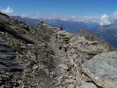 Topo Signal du Petit Mont-Cenis