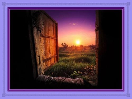 Les portes de la vie