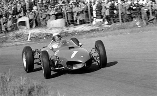 Phil Hill F1 (1961-1966)