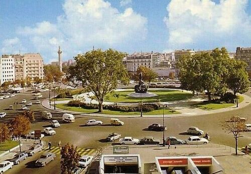 Concert   place   de   la  Nation  :   22   juin   1963
