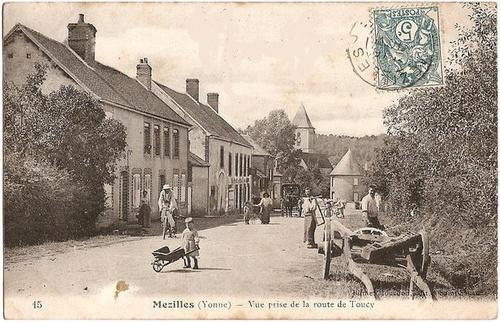 Famille Plaisance, Fontaines, Mézilles (89)