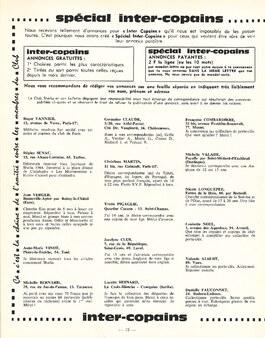JOURNAL N°20 Mars 1966