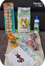 LA DOGGY BOX 100% FORME