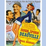 Sacha Distel : Nous irons a Deauville - 1962