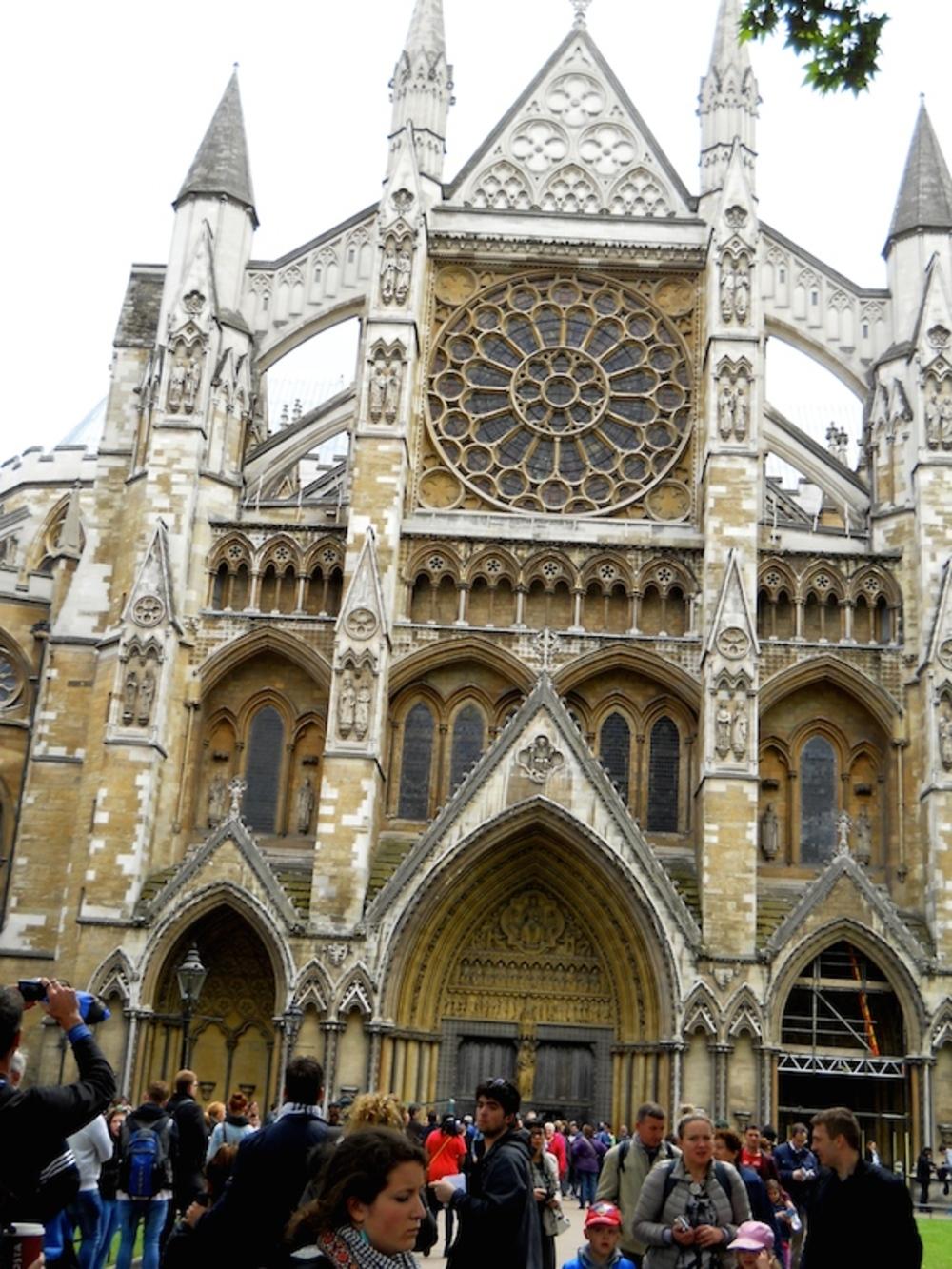 Londres :  Abbaye de Westmister