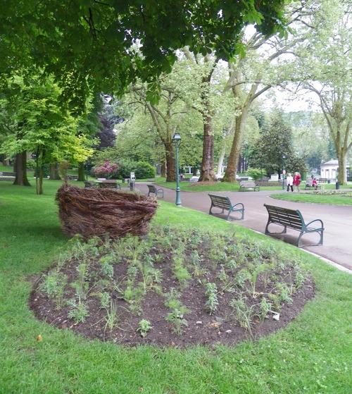 Le parc de Verdure