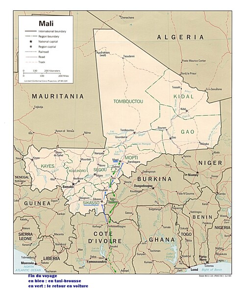 Mon Voyage en Afrique noire - 11