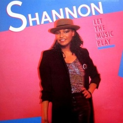 Shannon - Let The Music Play - Complete LP