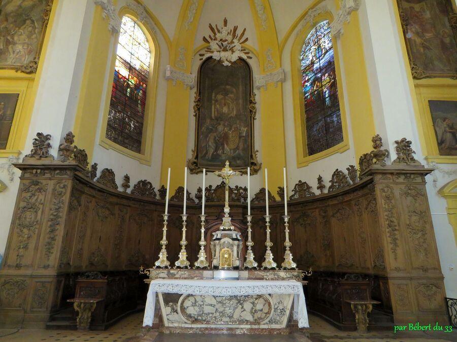 Saint Jacques à Lunéville - 54