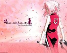 Sakura en mode combat