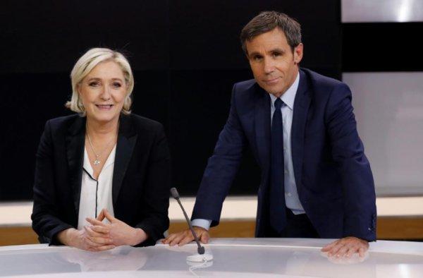 Marine Le Pen à David Pujadas : «Vous ne pensez qu'à lécher le cul du pouvoir»