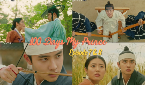 100 Days My Prince ~ Episodes 7 & 8