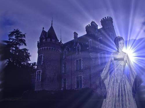 Fougerêt, un château très habité