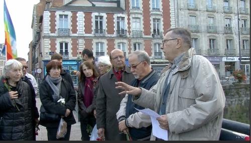 Commémoration du 17 octobre 1961 à Rennes