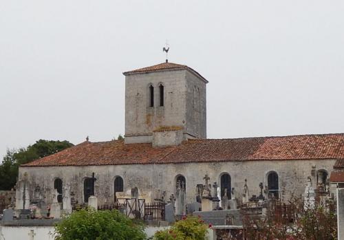 Charente-Maritime - Saint-Nazaire-sur-Charente