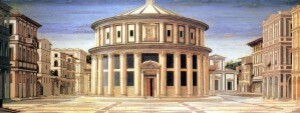18 mars - Art de la Renaissance - Vue de la cité idéale (