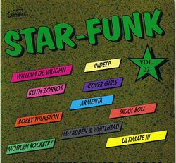 V.A. - Star Funk Vol.22 - Complete CD