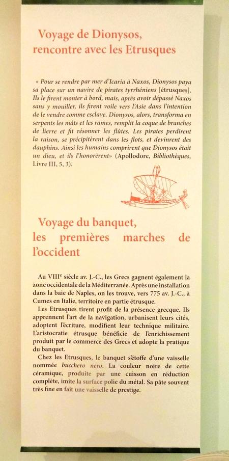 """""""Sur les routes du vase"""", une très belle exposition au Musée du Pays Châtillonnais-Trésor de Vix"""