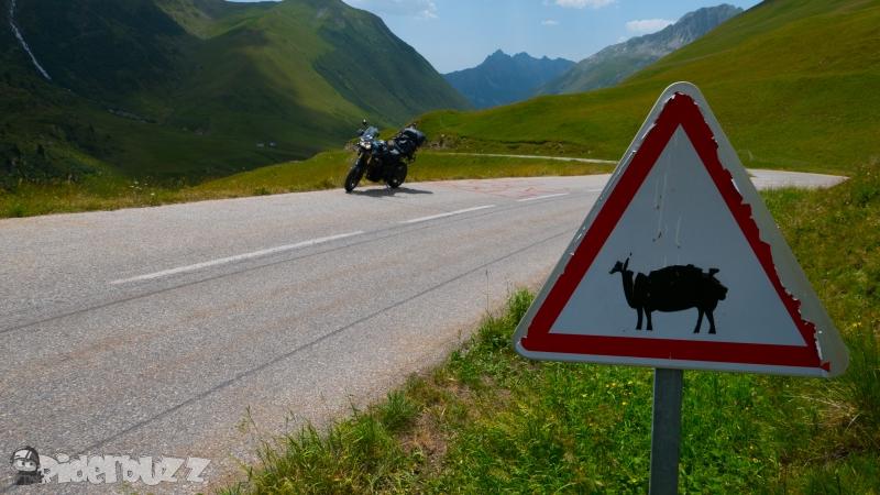 """Moto tour 2015 : un """"petit"""" détour Alpin !"""