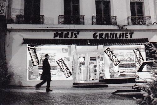 PARIS-GRAULHET : 2003 la fermeture