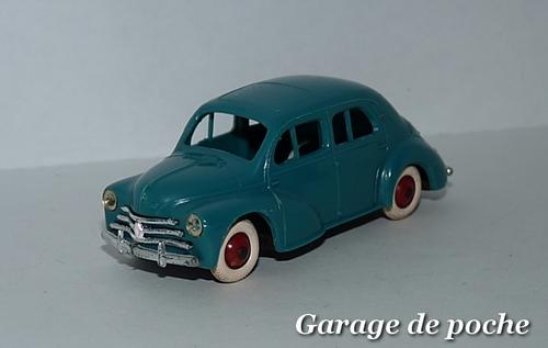 Renault 4cv Norev