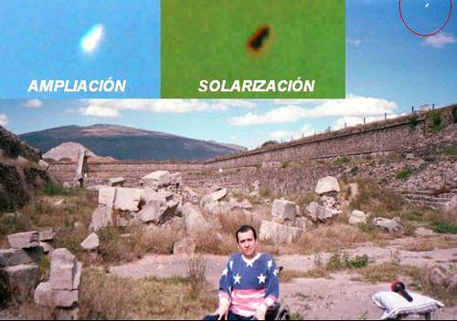 L'ufologue Pedro Avila